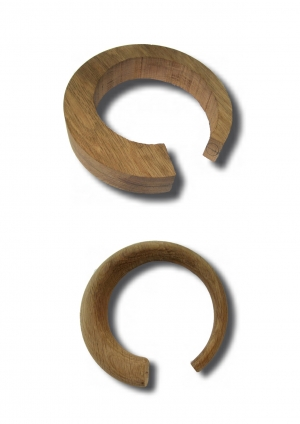 Holzkrumme